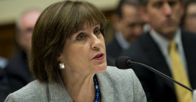 Lois Lerner won't be facing criminal charges.(Photo: Kevin Dietsch/UPI/Newscom)