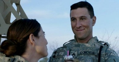 Photo via 'Fort Bliss - The Movie' Facebook Page