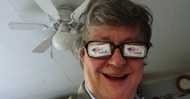 'I voted!' (Photo: Creative Commons)