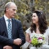 A scene of Zeke and Sarah from Parenthood's