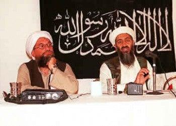 HANDS - Osama bin Laden 11-5-2-zawahiri-bin-laden-350x250