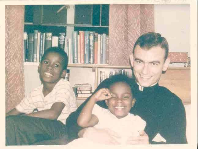 Seminarian Jonathan Daniels (right) was murdered in Alabama on August 20, 1965. (Photo: St. Paul's Episcopal Church/ Facebook)