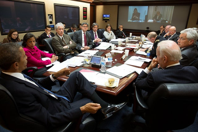 Photo credit: Pete Souza/White House Flickr