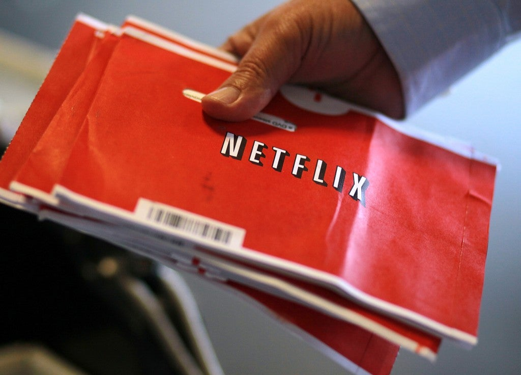 Netflix Reports Third Quarter Earnings