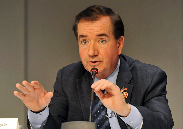 Edward Royce, chairman of the US House Committee on Foreign Affairs (Photo: AFP/Mandy Cheng/Getty Images)