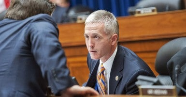 Rep. Trey Gowdy, R-S.C. is chairman of the House Select Committee to Investigate Benghazi (Photo: Tom Williams/CQ Roll Call/Newscom)