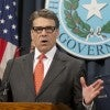 Texas Governor Rick Perry (Photo: Polaris/Newsco