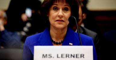 The autonomy of former IRS official Lois Lerner sparks lawmakers' interest in a commission to run the tax agency.  (Photo: Oversight and Reform Flickr)
