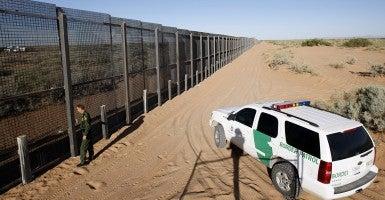 The Santa Teresa Point of Entry on the U.S. and Mexico border near Sunland Park, New Mexico. (Photo: Tom Pennington/Fort Worth Star-Telegram/MCT)