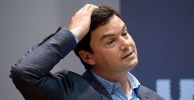 French economist Thomas Piketty (Photo: Leon Neal/Getty Images)