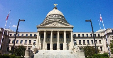 Mississippi State Capitol in Jackson. (Photo: Bill Badzo/Creative Commons)