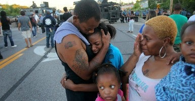 Ferguson, Mo., Wednesday, Aug. 13, 2014. (Photo: David Carson/St. Louis Post-Dispatch/MCT)