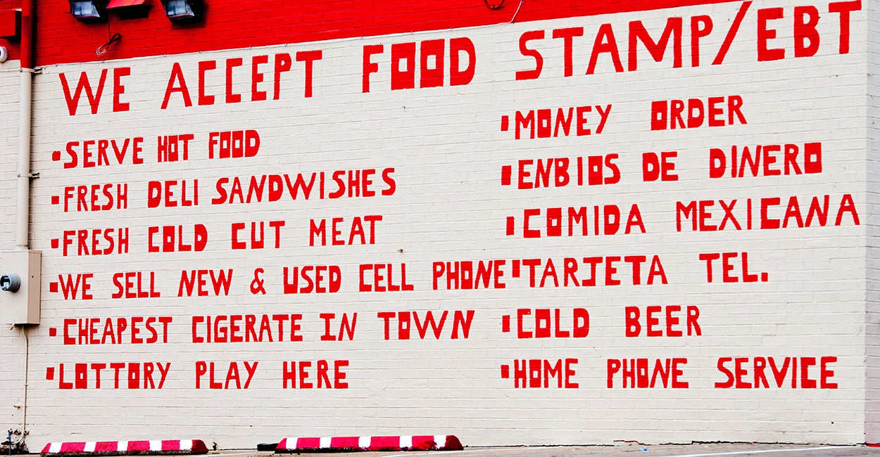 Asylum And Food Stamps