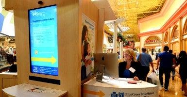 Blue Cross Blue Shield predicts Obamacare premiums will rise by 20 percent in Nebraska. (Photo: Jeff Siner/Newscom)