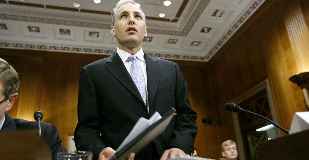 Matt Olsen, director of the National Counterterrorism Center (Photo: James Berglie/Newscom)