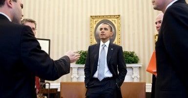 Photo: Pete Souza/White House
