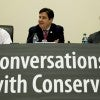 At the first Conversations with Conservatives for the 114th Congress, lawmakers talked about how they plan to buck Preside