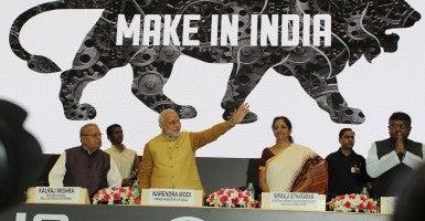 INDIA-NEW DELHI-MODI-MAKE IN INDIA