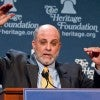 'Establishment picks off conservatives,' says Mark Levin, pictured here during an appearance at The Heritage Foundation. (Photo: The Heritage Foundation)
