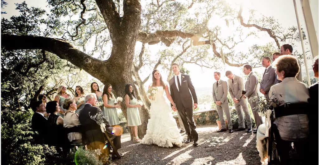 Brittany Maynard on her wedding day. (Photo: Compassion Choices YouTube)