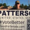 'They've had their opportunity and squandered it': David Patterson is the Libertarian nominee for U.S. Senate in Kentucky. (Ph