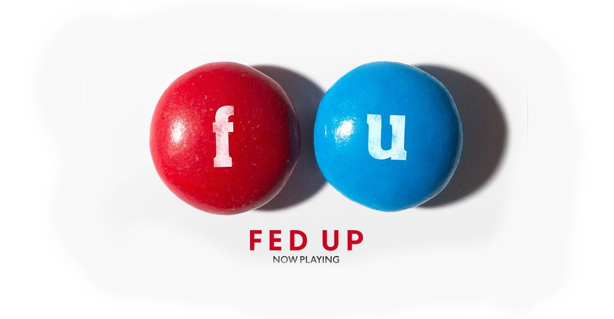 Fed Up's Twitter account, @FedUpMovie, tweeted this photo out June 20.