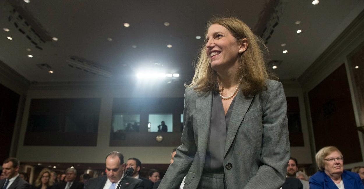 HHS Secretary Sylvia Mathews Burwell (Photo: Michael Reynolds/Newscom)