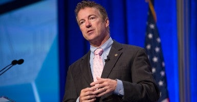 Sen. Rand Paul, R-Ky. (Photo: Willis Bretz)