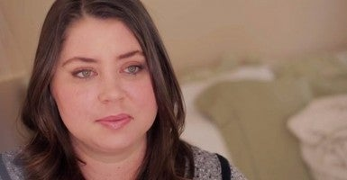 Brittany Maynard in the last video released by Compassion & Choices. (Photo: Compassion & Choices YouTube)
