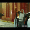 "Actors stage a fatal confrontation in a new rap video justifying the killing of police officers. (Photo: Screen shot from ""Hands Up,"" World Star Hip Hop)"