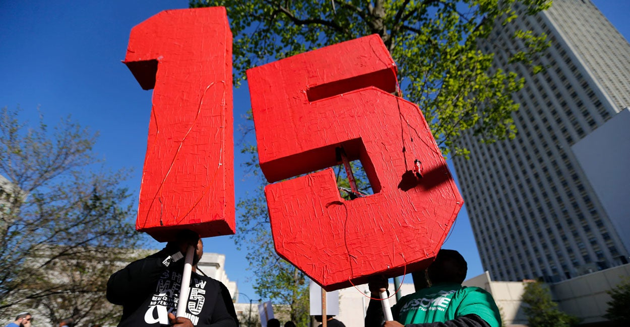 Podcast: What's Wrong With the $15 Minimum Wage?
