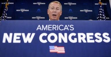 House Speaker John Boehner (Photo: Olivier Douliery/ABACAUSA.COM/Newscom)