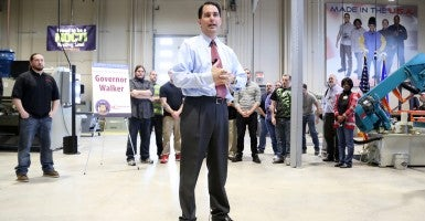 Gov. Scott Walker, R-Wis. (Photo: Gateway Technical College/CC BY-NC-ND 2.0)