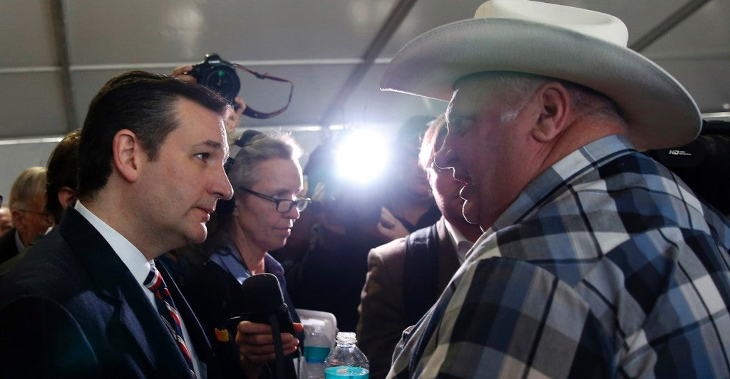 Sen. Ted Cruz, R-Texas (Photo: Reuters/Newscom)