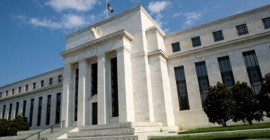 The Federal Reserve Building. (Photo: iStock Photos)