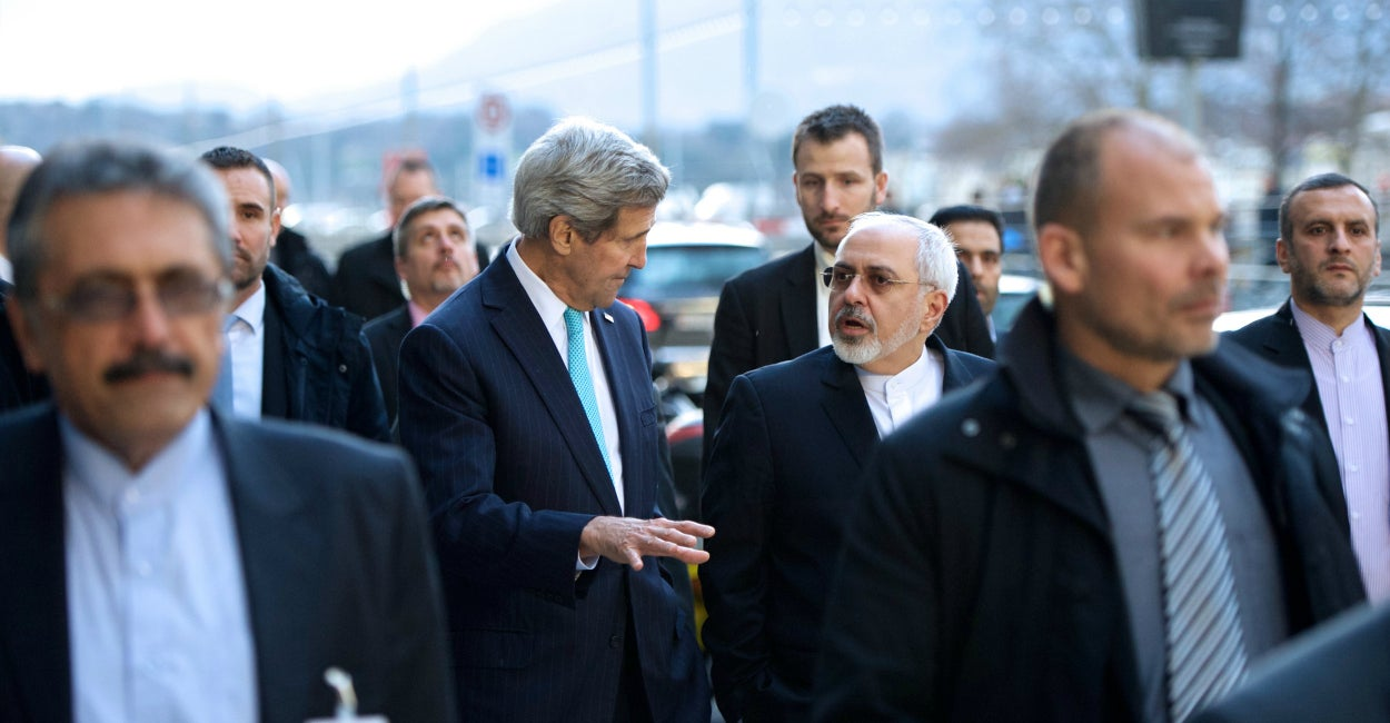 History Shows Obama Doesnt Need Congress To Seal Iran Deal