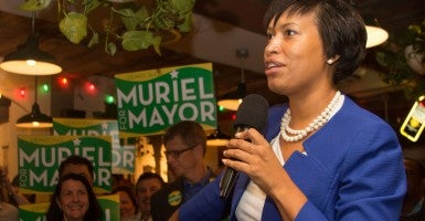 D.C. Mayor Muriel Bowser (Photo: Crystal Nicole Davis/CC BY-NC-ND 2.0)