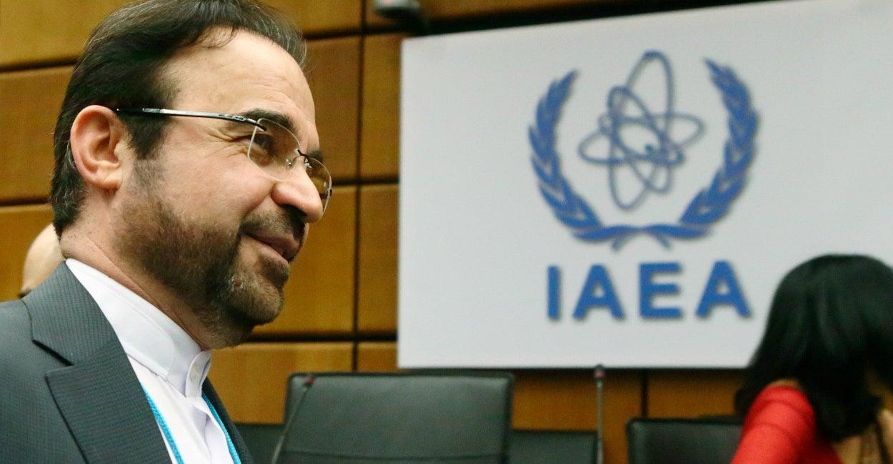 Irán, negociación nuclear
