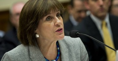 Lois Lerner. (Photo: Kevin Dietsch/UPI/Newscom)