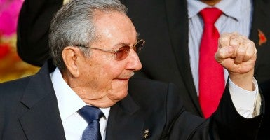 Raul Castro. (Photo: Carlos Garcia Rawlins/Reuters/Newscom)