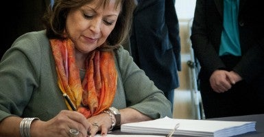 Gov. Susana Martinez, R-N.M. (Photo: Marla Brose/ZUMA Press/Newscom)