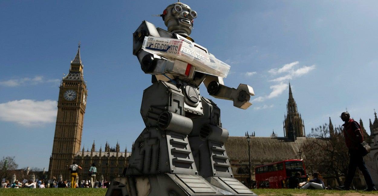 Killer Robots Geneva About Killer Robots
