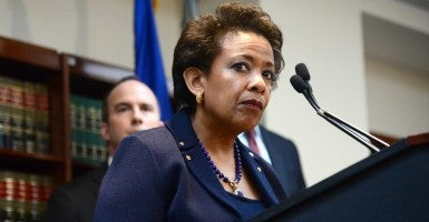 Attorney General Loretta Lynch (Photo: Anthony Behar/Sipa USA/Newscom)