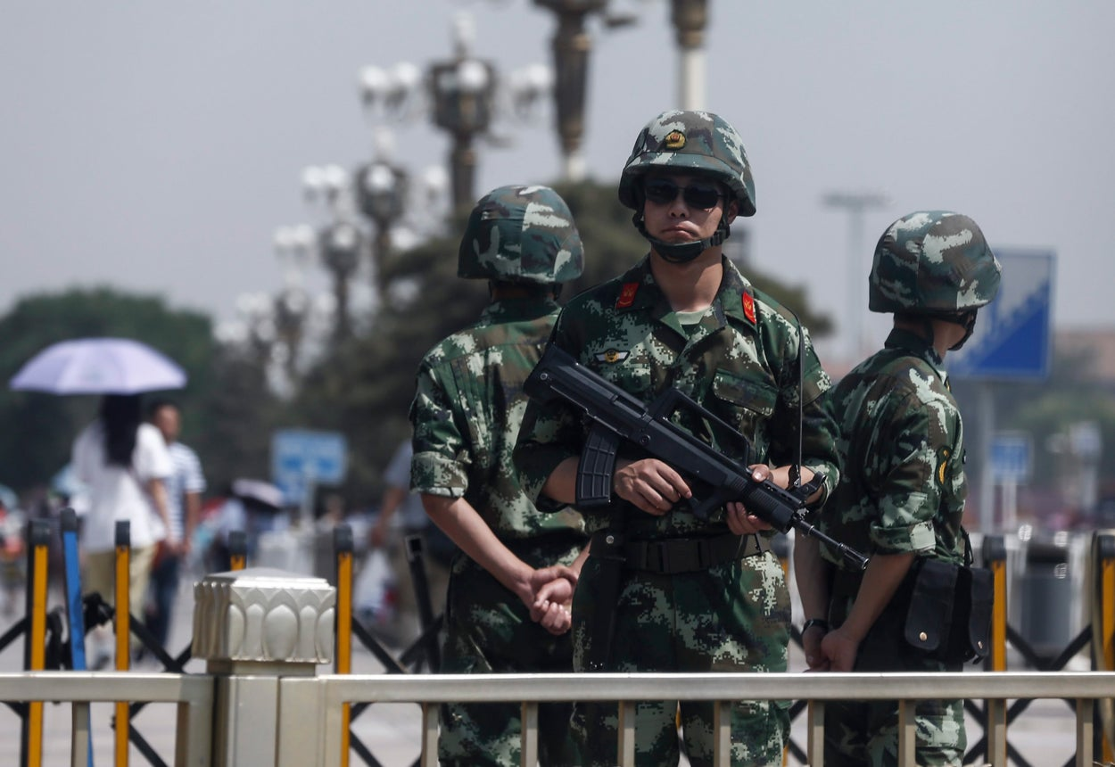 tiananmen square incident and the chinese government Chinese internet users invent alternative phrases, and even resort to pictograms, to circumvent web censorship during the anniversary of the tiananmen square massacre.