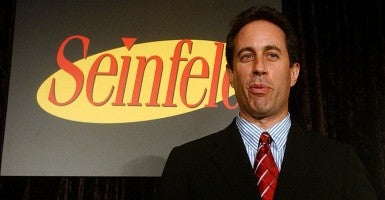 Jerry Seinfeld. (Photo: Olivier Douliery/KRT/Newscom)