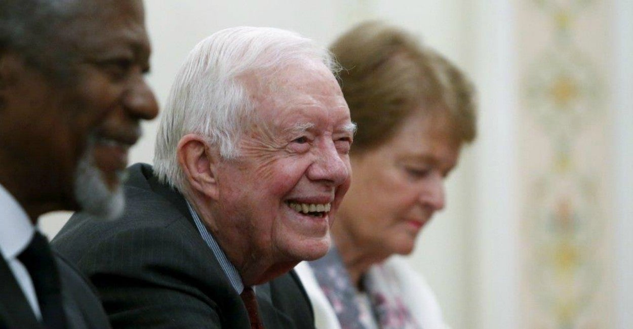 Why do Republicans think Obama is 2nd coming for Jimmy Carter?