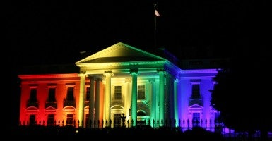 The White House. (Photo: INFphoto/Newscom)