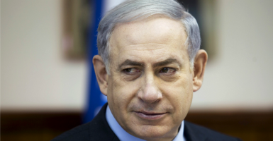 """Israeli Prime Minister Benjamin Netanyahu  says he would have supported a """"better"""" deal. (Photo: Reuters/Abir Sultan/Pool/Newscom)"""