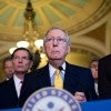 Senators have begun filing amendments to legislation addressing the financial future of the Highway Trust Fund. However, Senate Majority Leader Mitch McConnell has yet to confirm whether he will allow those amendments to get a vode. (Photo: Tom Williams/CQ Roll Call/Newscom)