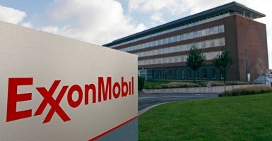 ExxonMobil, along with 38 other companies, donates directly to Planned Parenthood. The group is under fire after two videos were released showing top Planned Parenthood executives allegedly discussing the sale of aborted fetal body parts. (Photo: Sebastien Pirlet//Reuters/Newscom)